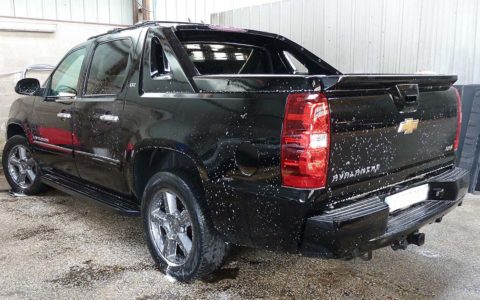Lavage Dodge Avalanche
