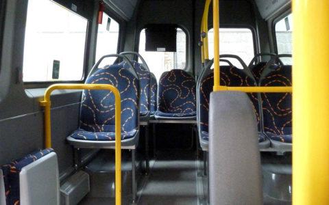 nettoyage intégral intérieur bus